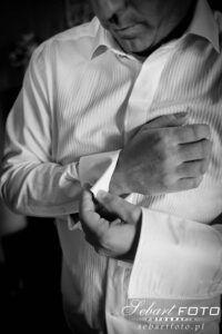 zdjęcia ślubne przygotowania będzin