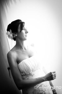 zdjęcia ślubne przygotowania katowice
