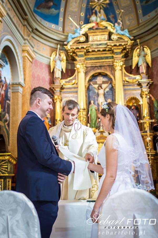 fotografia ślubna ceremonia dąbrowa górnicza