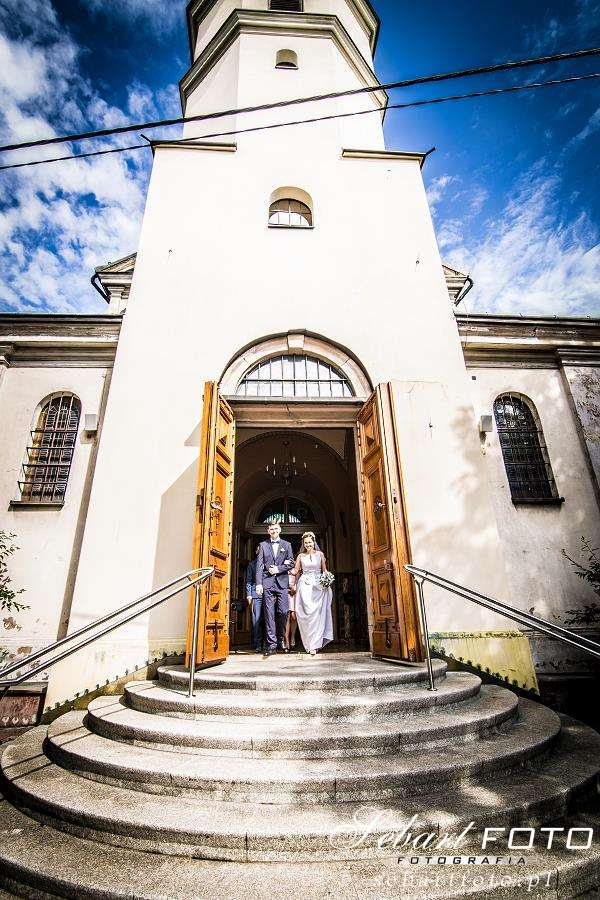 fotografia ślubna ceremonia sosnowiec
