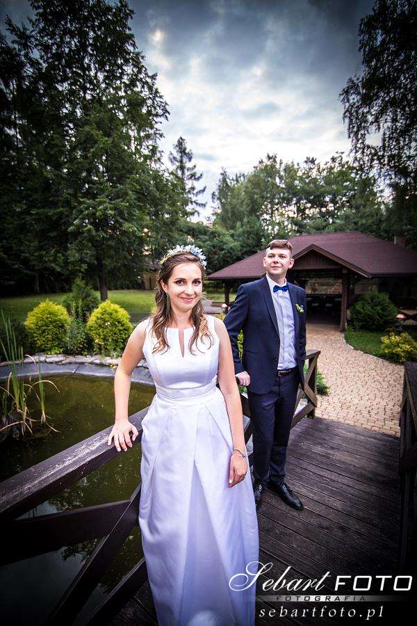 fotografia ślubna plener katowice