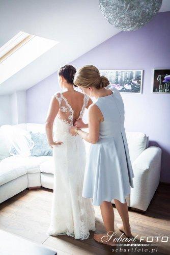 fotografia przygotowania ślubne katowice