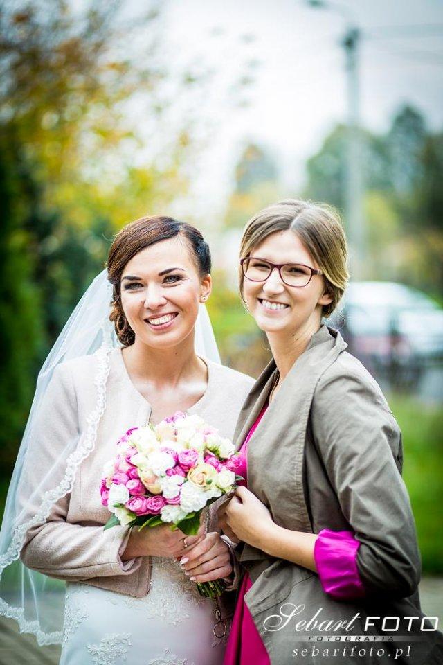 fotograf ślubny śląskie kościół