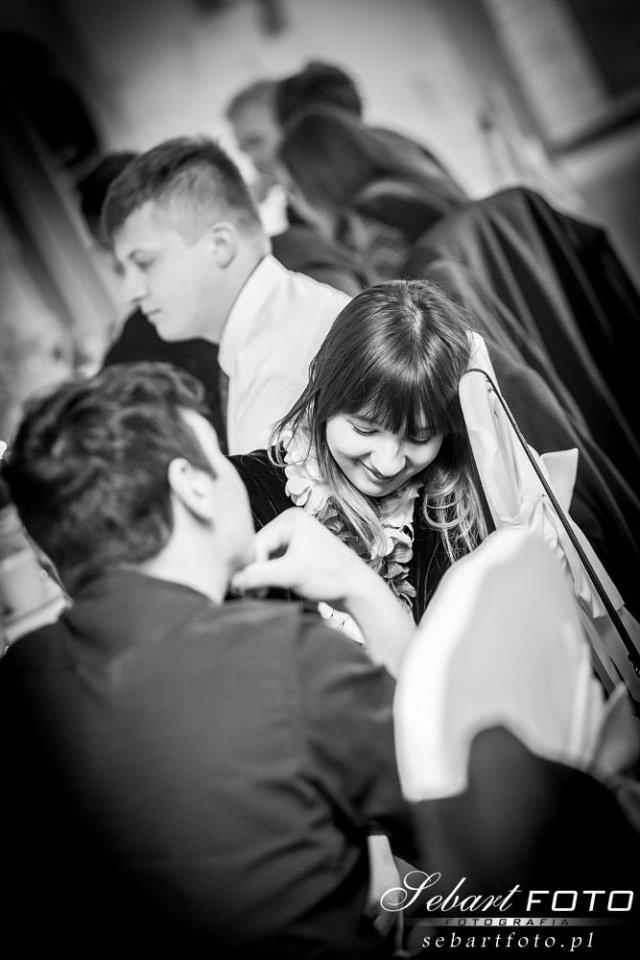 fotografia ślubna wesele będzin