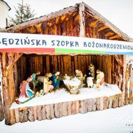 Szopka Bożonarodzeniowa w Będzinie