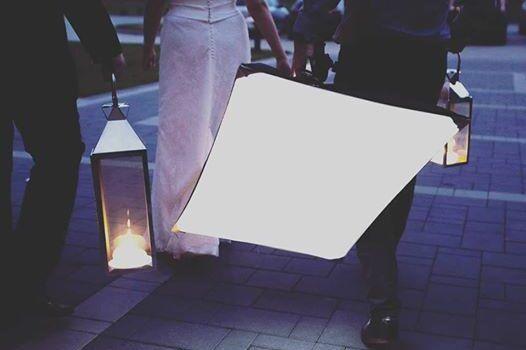 Podążam w stronę światła…