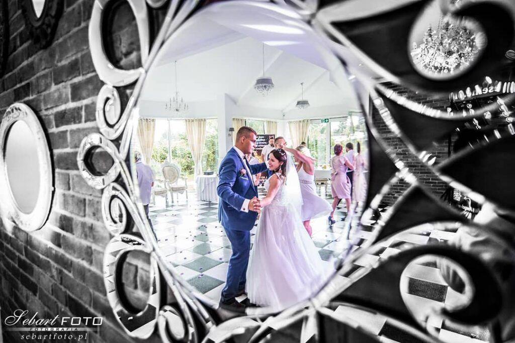 fotografia ślubna sala weselna śląsk