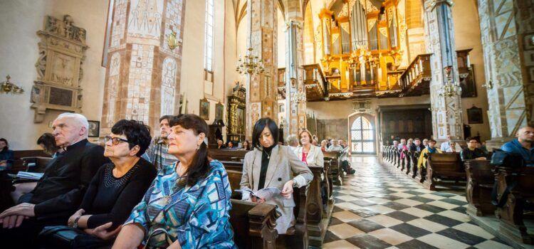 fotografia eventowa koncert w kościele