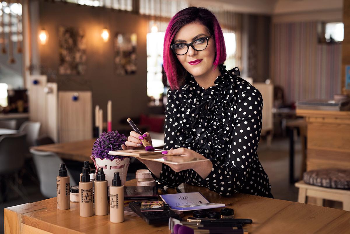 Beata Kowalska Make-up Artist