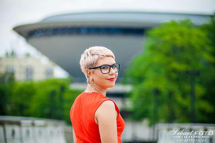 Zdjęcia biznesowe Katowice Spodek