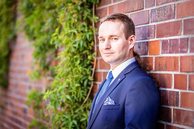 portret biznesowy katowice NOSPR