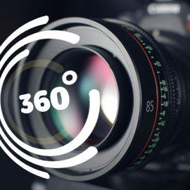 Zdjęcia 360 stopni Katowice
