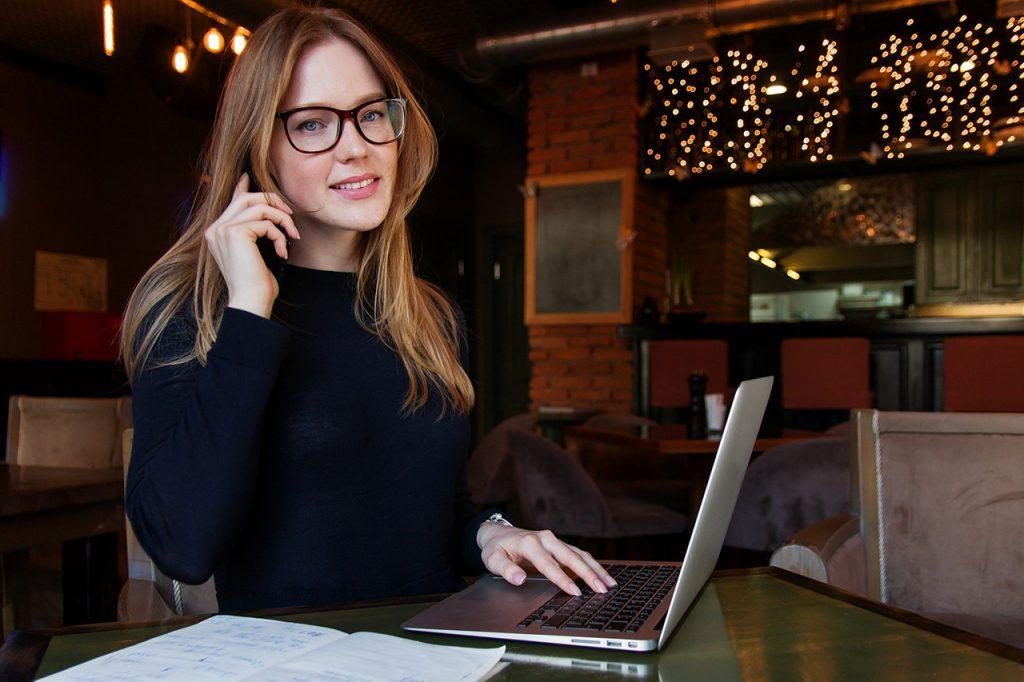 Portret biznesowy kobieta Katowice